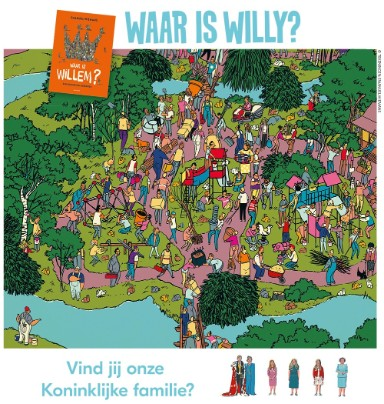 Waar is Willy?